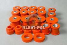 Full suspension bush kit polyurethane STANDART fIts NISSAN PATROL Y61