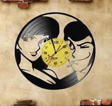 Orologio disco vinil clock orologio da parete music Lupin Margot
