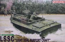 """Dragon 1/35 3301 US LSSC """"Light Seal Support Craft"""" (Vietnam War, NAM Series)"""