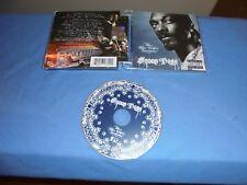 "Snoop Dogg ""Tha Blue Carpet Treatment"" CD GEFFEN EUROPE 2006"