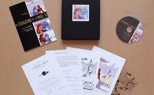 J. C. Mézières & P. Christin - Portfolio & DVD - Valérian & Laureline - signé