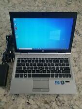 HP ELITEBOOK 2570p LAPTOP WINDOWS 10 PRO CORE-i5 4GB 512GB CD/DVD NOTEBOOK PC