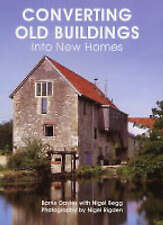 Converting Old Buildings into New Homes by Barry Davies, Nigel Begg (Hardback, …