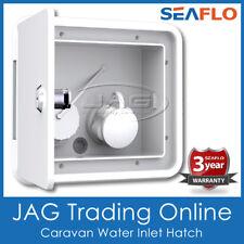 SEAFLO GRAVITY/CITY WATER FILLER INLET HATCH Caravan Camper Trailer RV Boat 4x4