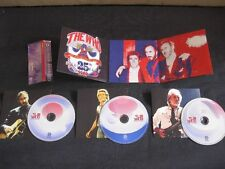 THE WHO, Tastes Of Reality: Live in Atlanta GA, 1989, 3x CD Mini LP, EOS-377