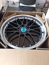 Satz Dotz Revvo dark 8x19 5x120 ET42 für BMW - NEU / RIEGER-Tuning