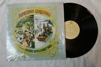 Jack Daniel's Original Silver Cornet Band ‎– Hometown Christmas, vinyl LP