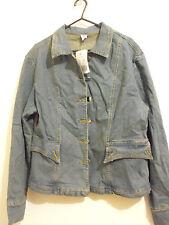 UnderCoverWear Karma Denim Jacket size 12