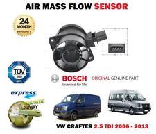 para VW CRAFTER 2.5 TDI VAN BUS COCHE 2006-2013 NUEVO Sensor de flujo masa aire