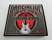 Jerry Garcia Garcia Live 7 Seven 1976 Palo Alto CA Sophie's CD JGB Grateful Dead