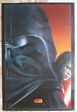 REVENGE OF THE SITH 2005 Advance Australian movie poster Star Wars Episode 3