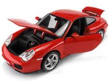 PORSCHE 911 CARRERA 4S   VICTORY RED NIB RAE!!!