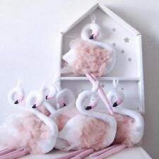 Cute Swan Plush Toys Handmade Animals Doll Stuffed Toy Kids Children Room Décor