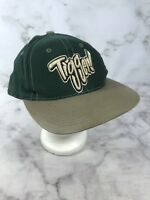 Tigger Mickey Inc Snapback Hat Cap Baseball Green Cotton One Size Adjustable