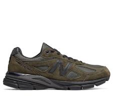 3b1c653c49fee New Balance 990 Running Shoes USA Military Green Black 990v4 SZ M990MG4