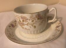 John Maddock & Sons Royal Vitreous Cup & Saucer