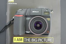Nikon 8400 prototype/digiscoping/microscope caméra en superbe état