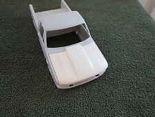 1/25 SCALE CAST RESIN FORD COWL INDUCTION HOOD, 92 TO 96