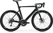 Merida 2020 Reacto Disc 8000 E M/L 54 gravel road-race Carbon Bike Blk/Sil