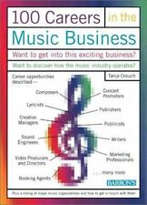 100 Careers in the Music Business by Tanja L. Crouch (2001, Paperback)