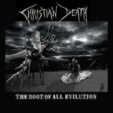 CHRISTIAN DEATH - The Root Of All Evilution NUEVO CD