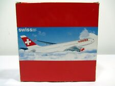 Swiss Airlines Ltd. 1:400 Scale A330-200 Dragon Wings Model Airplane