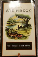 Of Mice and Men by John Steinbeck (1993, Mass Market)