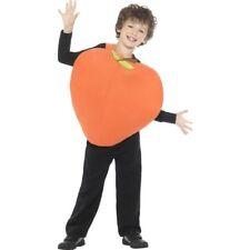 Childs Giant Peach Costume Fruit Book Week Boys Girls James Fancy Dress Costume