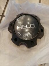 Helo Satin Black Center Cap Ford only 6x135 for HE878 HE901 HE904 1079L140HE1SB