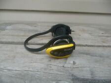SONY SPORTS AM FM WALKMAN SRF-H5 Headphones Working