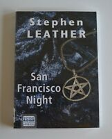 San Francisco Night - by Stephen Leather - MP3CD - Audiobook