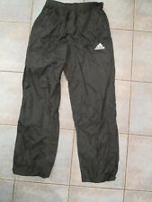 Vintage Adidas Windbreaker Pants Black Size Men's Medium
