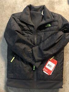 NWT The North Face Boys Yukon Jacket Size L