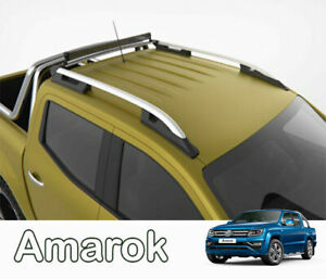 Volkswagen Amarok Roof Rails To Fit 2010+