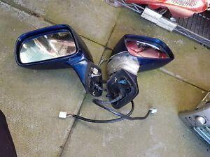 lato DX 126 x 178 mm Specchio retrovisore nudo TOYOTA Corolla Verso 02/>04