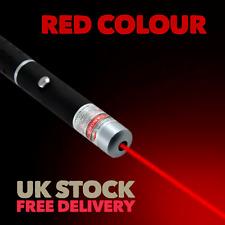 1mW 532nm Red Laser Pen Powerful Laser Pointer *UK STOCK*