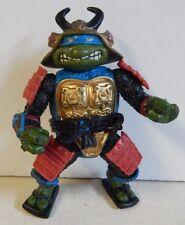 TMNT Vintage Teenage Mutant Ninja Turtles Loose Samurai LeonardoFree Ship!