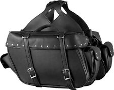 Motorcycle Water Resistant  Saddle Bags - Harley Bike List Below - 16x 11 x 6""