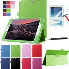 Leather Fold Litchi Style Funda Case For Samsung Galaxy Tab 2 10.1 P5100 P5110