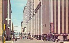 Minneapolis~Seventh Street Parking Garage~Skywalk~Northstar Center~Airlines~1970