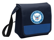 United States Navy Lunch Bag US NAVY Lunchbox Cooler ADJ SHOULDER STRAP