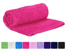 Premium Hand Towel Large Set of 6 100% Turkish Cotton, Choose 10 Vibrant Colors