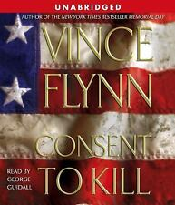 Consent to Kill [CONSENT TO KILL 15D] [Compact Disc] Vince Flynn Books-Good Co