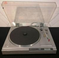 Plattenspieler Sony PS-LX 22 rar vintage Stereo turntable System DJ *3458