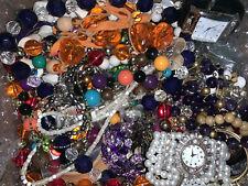 💎 ESTATE VINTAGE TO NOW JEWELRY LOT💎NO JUNK 20 pcs 💎 Necklaces, Rings, Etc💎