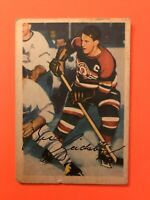 Bill Gadsby 1953-54 Parkhurst #76  Vintage Hockey Card