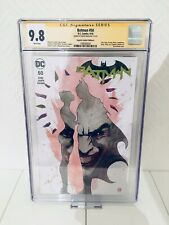 Batman 50 (2018) CGC 9.8 SS Surprise Comics Edition B, David Mack Signature