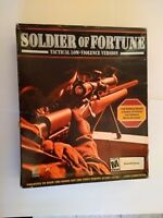 Soldier of Fortune  Tactical Low-violence version PC LONGBOX