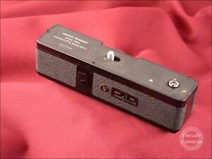 Minolta Motor Winder MWG for XG/X7 Series Cameras - VGC - 264