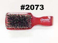 """ANNIE #2073 MINI CLUB BRUSH SOFT 100% BOAR WITH REINFORCED BRISTLES 5""""x1.75"""""""